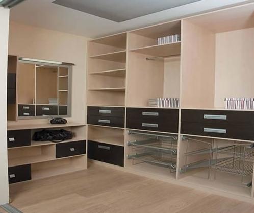 Комплектующие для гардеробных комнат
