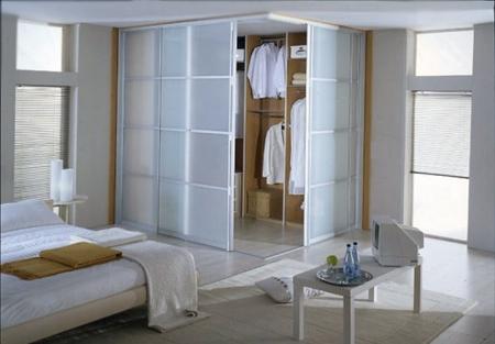 Сетчатая гардеробная система